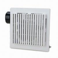 China Ceiling Ducted Exhaust Fan with ABS Plastic Louver, 42 and 98Pa Air Pressure on sale