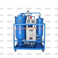 Cheap Vacuum Turbine Oil Purification Plant With Drip Pan And Leakage Sensor,Deteriorated Steam Turbine Oil On-Line Processing for sale