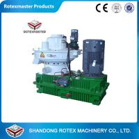 Cheap Durable Wood Pellet Manufacturing Equipment , Wood Pellet Extruder Big Capacity for sale