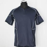 Cheap Mesh 300gsm Rugby Union Clothing Reinforced Seams For Team Sporting Wear for sale