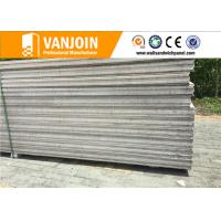 Cheap New Lightweight ECO Building EPS Cement Sandwich Wall Panel for sale
