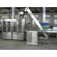 Electric PET Bottled Water Filling Machine With Reasonable Structure