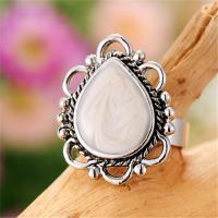Cheap New Fashion Jewelry Costume OEM ODM 1PC MOQ Samll Order Available PayPal Accepted Vintage Rings for Women Retro Rings for sale