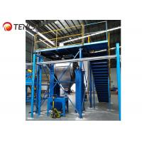 Super Large Roller Ball Mill 2000L Automatic Discharge for Micron Powder Grinding & Mixing