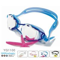 Cheap Fashion Anti-fog swimming goggles waterproof swimming goggles for sale