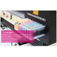 Removable Vinyl Sticker Printing Machine With 1 6m