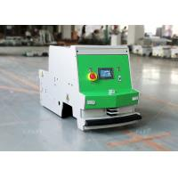 Quality 1000kg Towing AGV Warehouse Automation , Tugger Type AGV Mobile Rail Guidance wholesale