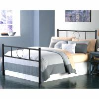 Cheap OEM Steel Furniture Bed Classic Design Easy Storage High Load Carrying Strength for sale