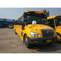 Cheap 5250mm Wheelbase 2016 Year 56 Seater Used Yutong Buses Used School Bus for sale