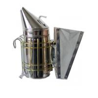 Buy cheap Simple M Size Bee Hive Kits American Style Bee Smoker With Galvanized from wholesalers