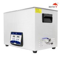 Cheap SUS304 Sonic Wave Ultrasonic Cleaner 38L 720W For Medicine Extraction for sale
