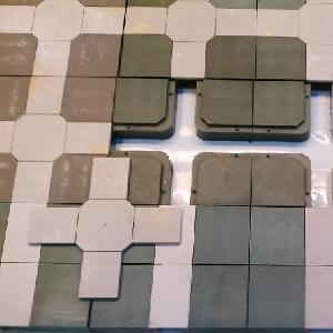 Cheap Plastic Access Floor for sale