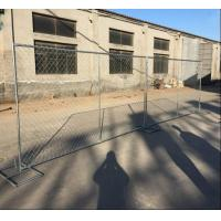 Cheap Chain Link Temporary Fence Panels for sale