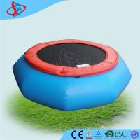 Cheap Trampoline With Pool , Inflatable Sports Games , Inflatable Equipment for sale