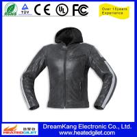 Cheap 12V Motorcycle heated motorcycle jacket for winter for sale