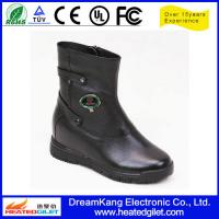 Buy cheap Foot Warmer Electric Battery Heating Shoe Sole With Remote Control from wholesalers