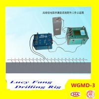 Cheap China Cheapest Top Quality WGMD-3 60-channel Multi-electrode Resistivity Surveying System for sale