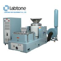 Buy cheap Air Cooled 20KN Force Vibration Test Equipment With Horizontal Slip Table from wholesalers
