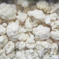 Buy cheap IQF Frozen Cauliflower, diameter range from 3.0 cm to 5.0 cm from wholesalers