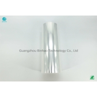 Cheap Tobacco PVC Packaging Film Naked Wrapping Glossiness 87.5% for sale