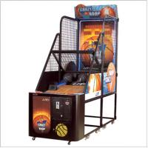 Cheap Crazy Hoop Junior Arcade Amusement Game Machine  for sale