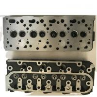 Buy cheap Engine parts cylinder head Kubota V1505 cylinder head assembly spare parts from wholesalers