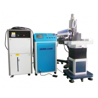 Cheap 200W Cracks Repairing Mould Laser Welding Machine Water Cooling for sale