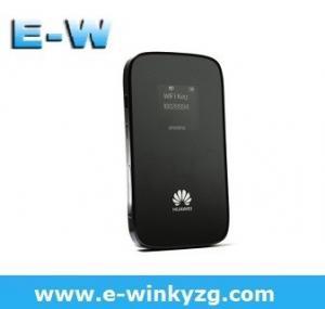 Cheap Unlocked HUAWEI E589 4G LTE pocket Mobile wifi Hotspot Huawei E589 4g wifi router for sale