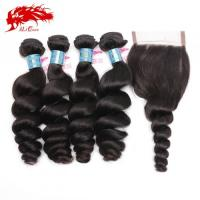 Ali Queen Hot Sale Peruvian Loose Wave Hair Extension Best Hair Weave Free Shipping