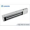 Buy cheap Anodized Aluminum Single Door Magnetic Lock 600lbs JS-280TS With Door Sensor / from wholesalers