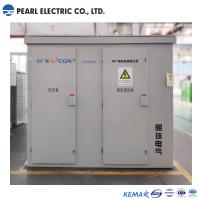 Cheap 35 kv padmounted transformers with low operating cost for sale