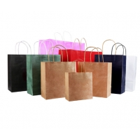 Cheap Water Resistance SGS Foldable Paper Bag for sale