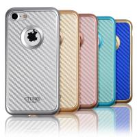 """Premium Apple Cell Phone Cases Shock Absorbing TPU Protective Case For IPhone 7 4.7"""""""