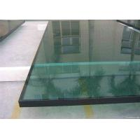 Cheap Tempered Low E Glass Panels 4mm - 10mm Thickness For Hospital / School for sale
