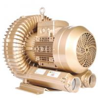 Cheap 7.5kW Golden color Side Channel Blower for Pneumatic Tube System for sale