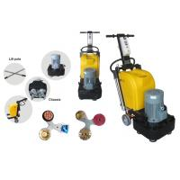 China High Speed Electric Manual Terrazzo Floor Polisher , Floor Grinding Machine on sale
