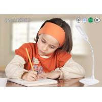 Cheap Touch dimmer mental led table lamp with flexible arm can be light different angle for sale