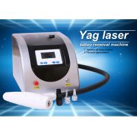 Buy cheap Portable Age Spot Removal Machine , Nd Yag Laser Eyebrow Removal Machine from wholesalers