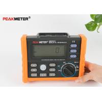Cheap High Performance RCD Loop Tester Multimeter USB Interface High Accuracy for sale