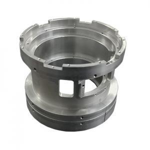 Cheap CNC Machining Fabrication Aluminium Auto Parts Low Tolerance High Strength for sale