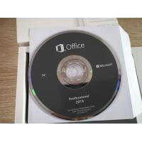 Cheap 2 Core Processor Microsoft Office 2019 Product Key Full Version Key Card DVD Included for sale