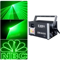 Buy cheap 2000mW green animation laser light (520nm green light),laser light for party and from wholesalers