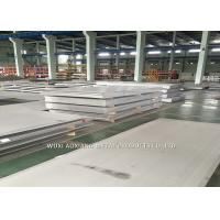 Cheap 2B Surface Super Duplex Stainless Steel Plate 2205 2507 Cutting Customized for sale