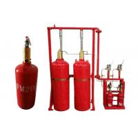 Buy cheap Heptafluoropropane Fm200 Fire Suppression System For Some Kinds Of Occupied Room from wholesalers