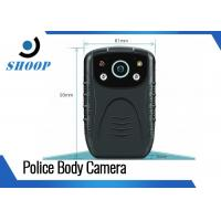 "Compact Motion Detection Body Worn HD Camera For Police 2.0"" LCD Display"