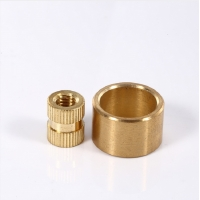 Cheap Brass Taper Threaded Guide Pin Bushing for sale