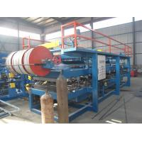 Cheap Mineral Wool Roof Sandwich Panel Production Line 3-5 M / Min Carbon Steel Material for sale