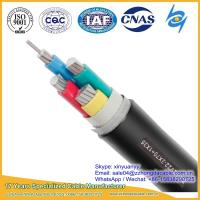 Cheap Hot Product Copper Conductor 95mm PVC Power Cable with Competitive Price for sale