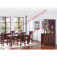 Cheap Rectangular Table made by Solid Wooden in Dining Room Set for sale