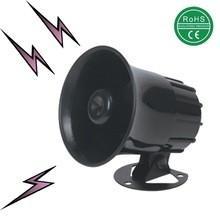 12V single/dual tone car alarm electronic alarm siren horn alarm speaker buzzer personal a
